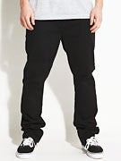 Fallen Byron Chino Pants  Black