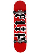 Flip Team HKD Red Complete  7.5 x 31.25