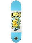 Flip Lopez Flag P2 Deck  8.0 x 31.5