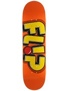 Flip Odyssey Jumbled Orange Deck  8.13 x 32