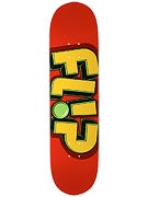 Flip Odyssey Jumbled Red Deck  8.0 x 31.5