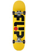 Flip Odyssey Yellow Mini Complete  7 x 29.2