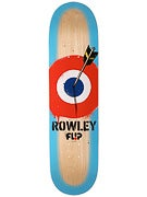 Flip Rowley Arrow Deck  8.25 x 32.31
