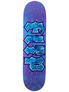 Flip Thrashed Purple/Blue Deck  8.0 x 31.5
