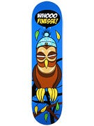 Finesse Owl Blue Deck  8.0 x 31.75