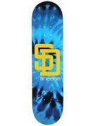 Finesse SD Logo Tie Dye Deck 8.0 x 31.75