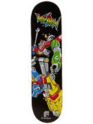 Finesse Voltron Classic Limited Edt. Deck 8.0 x 31.75