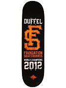 Foundation Duffel World Champs Deck  8.5 x 31.875