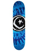 Foundation Star & Moon Tie Dye Blue Deck  7.75 x 31.25