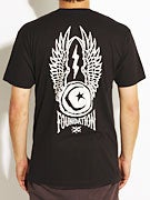 Foundation Winged Star & Moon T-Shirt