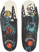 Footprint King Foam Orthotic Insoles Brandon Biebel