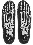 Footprint King Foam Orthotic Insoles Skeleton