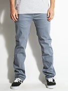 Footprint Brezinski Double Stretch Chino Pant Grey