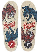 Footprint King Foam Flat Insoles Kevin Romar