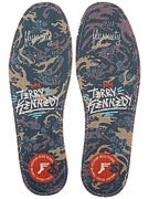 Footprint King Foam Flat Insoles Terry Kennedy