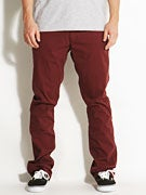 Fourstar Anderson Straight Slim Pants  Brick