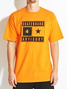 Fourstar Advisory T-Shirt