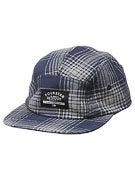 Fourstar Acid Plaid 5-Panel Hat