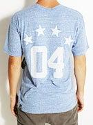Fourstar Athletic Tri Blend T-Shirt