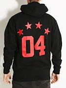 Fourstar Athletic Hoodzip