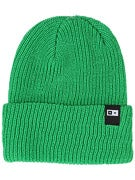 Fourstar Bar Label Fold Beanie