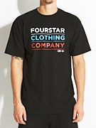 Fourstar Color Type T-Shirt