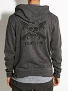 Fourstar Dressen Pirate Hoodzip