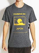 Fourstar Japan Tri Blend T-Shirt