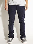 Fourstar Carroll Straight Slim Chino Pants  Navy