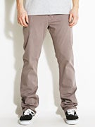 Fourstar Malto Straight Slim Pants Charcoal