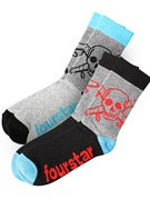 Fourstar Pirate Socks Hi 2pack