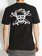 Fourstar x Brothers Marshall Pirate Head T-Shirt