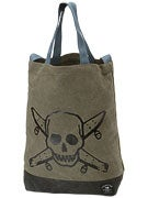 Fourstar Pirate Pocket Tote Bag