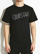 Fourstar Slant T-Shirt