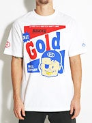 Gold Wheels Bazooka T-Shirt