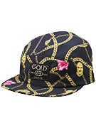 Gold Chains 5 Panel Hat