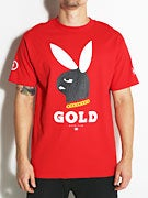 Gold Wheels Goon Club T-Shirt