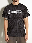 Gold Wheels Groovy Compton T-Shirt