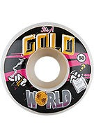 Gold Wheels Gold World Wheels