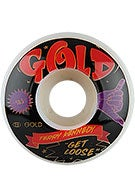 Gold Wheels Kennedy Get Loose Wheels
