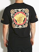 Gold Wheels Luxury T-Shirt