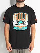 Gold Wheels Schemin' T-Shirt