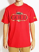 Gold Wheels South Central T-Shirt