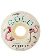 Gold Wheels Troy Flamingo Beach Wheels