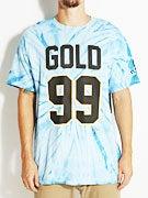 Gold Wheels Varsity Goon Tie Dye T-Shirt