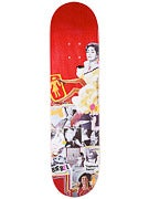 Girl Biebel Mish Mosh Deck  7.875 x 31.25