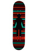 Girl Biebel Geo Deck  7.87x31.25