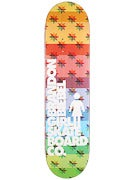 Girl Biebel Stars & Stripes Deck  7.87 x 31.25