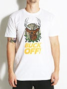 Girl Buck Off T-Shirt