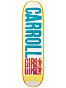 Girl Carroll Triple OG Deck  8.12x31.62
